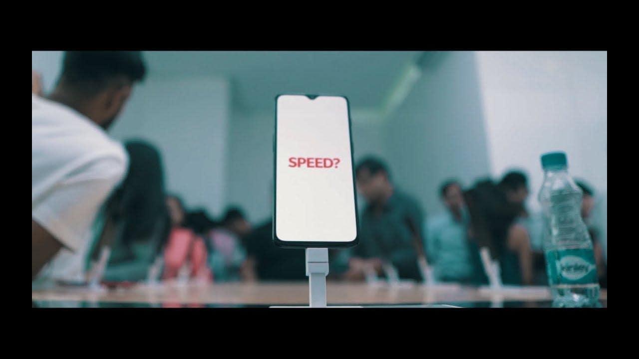 #OnePlus6T Pop Ups in India | #UnlockTheSpeed