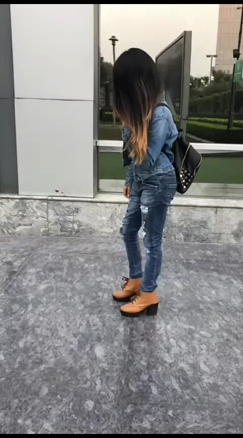 because slow mo's are love💕💫 #be-fashionable #outfitinspo  #featureme #risingstaronroposo