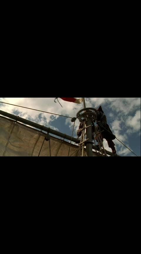 #first scene of #johnnydepp  in #piratesofthecaribbean ☺️☺️☺️