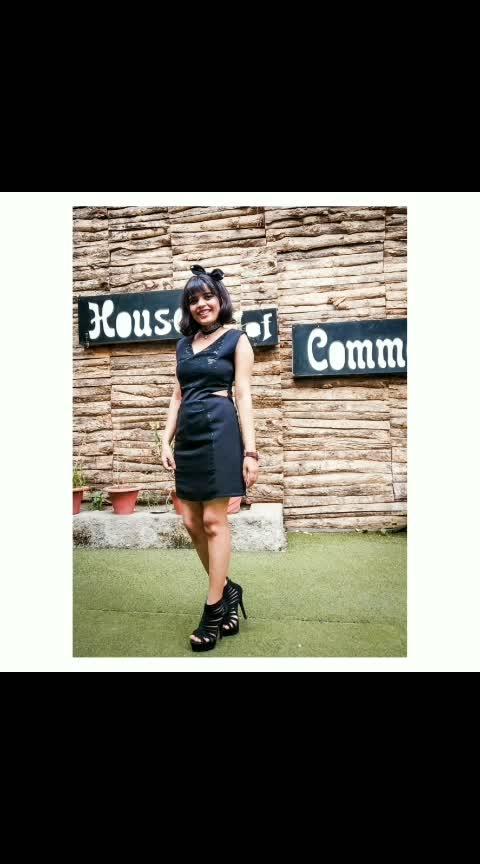 the damsel that can put you in distress #lbd  #littleblackdress #lbdlook #lbdlove #fashion #women-fashion #women-style #black #allblack #featureme