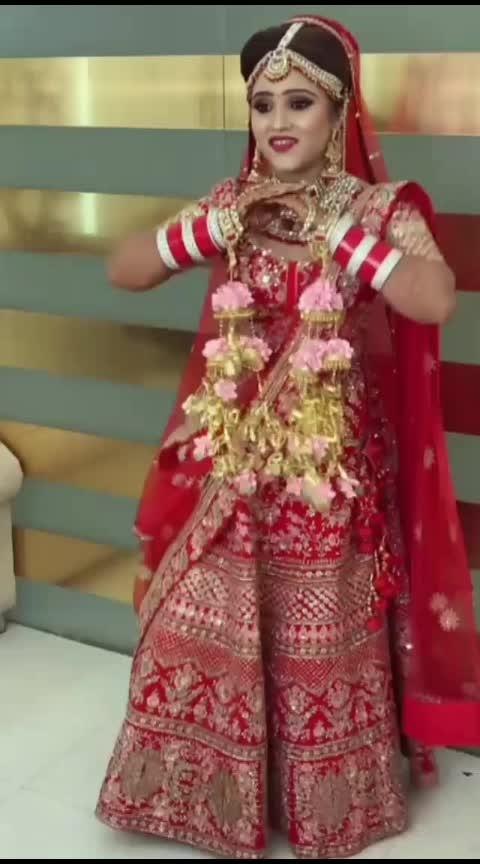 #roposostar #wedding-bride #brideswag #roposolove #filmistaanchannel #beats #trendying #love #bridesofindia 💃