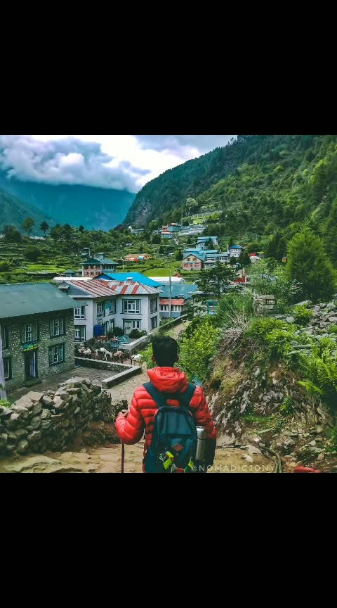 To walk in nature is to witness a thousand miracles... - Mary Davis . After reaching Here, I  stopped  my trekking and asked to my guide that I want to stay here for Entire Life... Is it Possible?  He said, Yes but after the trek... . And Seriously after the trek, I was badly missing my city because of the less facilities...I am addicted to do work with machines...I think I can't do hard work now... Trying to change me and shift Myself in the lap of nature... somewhere in Himalayan Range in India... . Isn't This Heaven? . . . . . . . . #wonderful_places #photooftheday #traveladdict #travelblogger #traveller #travelling #globetrotter #letsgosomewhere #wanderlust #travelblog #exploretheworld #exploretocreate #beautifuldestinations #mountains #exploremore #neverstoptravelling #travelgram #indiatravelgram #travellingthroughtheworld
