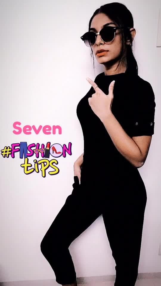 Seven fashion tips coming soon on roposo stay tuned..!❤️ #fashionblogger #fashioninfluencer #roposofashionblogger #lifestyleblogger #blogpost #contestalert #fashiontips