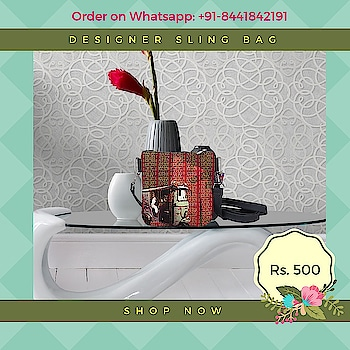 Accessories your casual style statement  with Classic Taxi Pouch Sling Bag , design is inspired from taxis of Shekhawati. This quirky and chick sling bag will surely jazz up your appearance. A stylish sling pouch, made from high quality material with an adjustable strap and a zip closure is sure to fetch you oodles of compliments from your friends. Bag is having Zipper Closure.  #slingbag #canvasbag #sikar #designerbag #onlineshopping #buyonline #fashion #handbags #designerproducts #bagslover #indiandesigner #instafashion #instastyle #bags #Womens #jaipur #streetstyle #fashionista #quirkyfashion #quirkyaccessories #slingbag      https://www.fatfatiya.in/sling-bags.html https://www.fatfatiya.in/