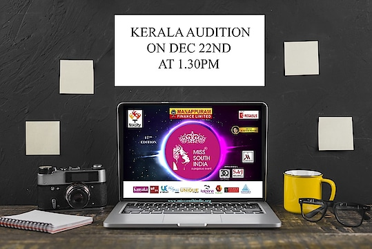 17th edition of Miss South India .... Final call for the audition of Kerala on Dec 22nd at Marriot Kochi #MissSouthIndia #PegasusGlobal #DrAjitRaviPegasus #MSI #Pageant #PegasusEvent