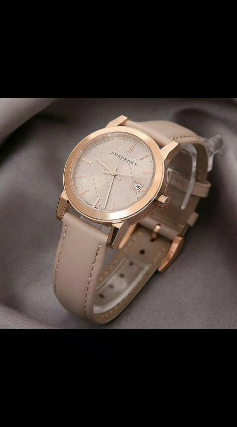 #burberry #girlswatches #onlinewatches #codavailable #7aqualitywatches #rounddialwatch For more details please whatsapp @ +918929612291