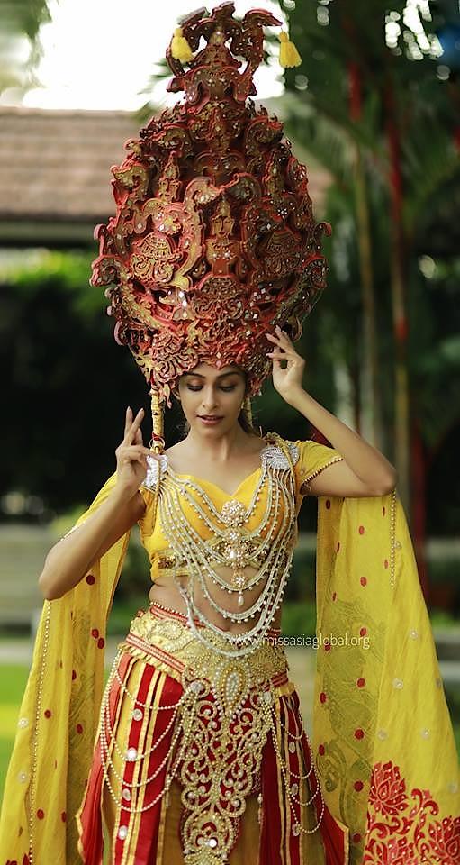 The dreamy Miss Sri Lanka for the photo shoot  #MissAsia2018 #missasiaglobal2018 #pegasusevent #godsowncountry #incredibleindia #manapuramfinance_LTD #DrAjitRavi #DQwatches #sajearthresorts #MissAsiaGlobal #SriLanka