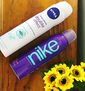 Allwright! So, I've always been a fan of @nivea_nz deodorant! Love the softness and elegance it exudes and recently have tried this purple @nikewomen deo which is a lil overpowering for me but has a pleasant fragrance. Now I'm torn between both! #help !!! #comment #commentbelow which one you'd prefer and why? #decisionmaking #tornbetween #deodorant #nivea #nike #niveadeodorant #nikedeodrant #deo #faceoff #favourites #selfcare #summertime #foodfashionandfunwithsonal #eat #pray #love #live #laugh #stayhappy #stayclassy #stayhumble #stayblessed #nzblogger #aucklandblogger