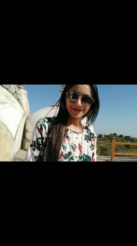 Jaipur Diaries !!  #nahargarh #nahargarhfort #jaipurdiaries #winterholidays #wintertime #forts #rangdebasantifort