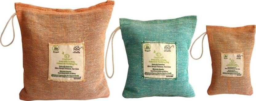 Oxypure Natural Air Purifying Bag,Removes Odour, Allergens and Pollutants from Living Room, Kids Room, Bedroom, Pet Areas, 100% Activated Charcoal -Pack of 3 (100 gm, 250 gm, 500 gm) Product Link:- https://amzn.to/2LqCTMu  Click for more option:-https://amzn.to/2zMeR9S  #airpurifier #organicairpurifier #airpurifierbag #carairpurifier #airpurifierforhome #oxypureairpurifier