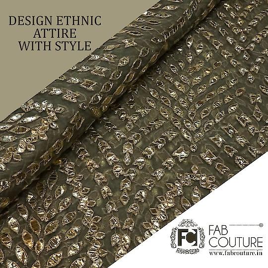 Design #Ethnic Attire with #Style!!!!!!!!!!!!  For shopping visit us : www.fabcouture.in  #FabCouture! #DesignerFabric #AffordablePrices #DesignerDresses #Fabric #Fashion #DesignerWear #ModernWomen #DesiLook #Embroidered #WeddingFashion #EthnicAttire #WesternLook #affordablefashion #GreatDesignsStartwithGreatFabrics #LightnBrightColors #StandApartfromtheCrowd #EmbroideredFabrics