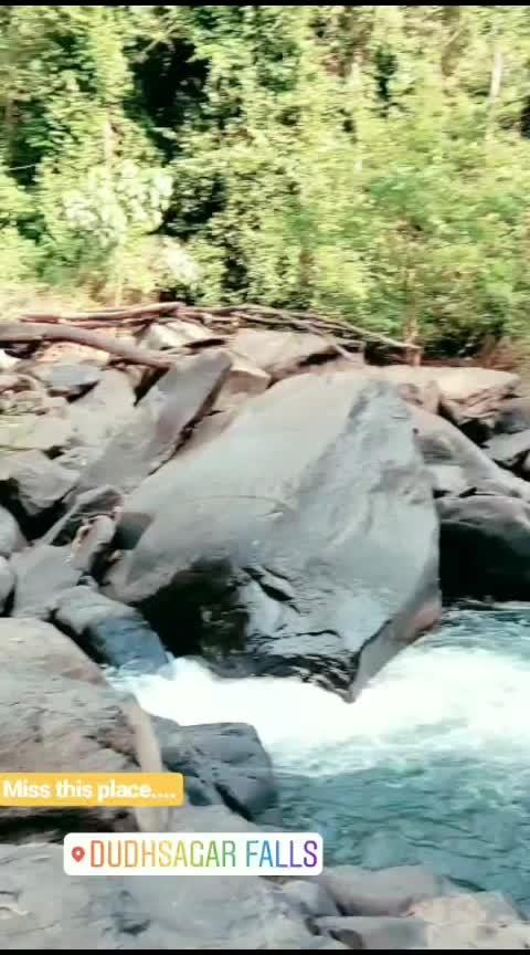 Best Water fall in India..  . .  #travelinfluencer #travelblogger #travelvlogger #travelblog #incredibleindia #indialove #indiatravelgram #indiatravel #lightroomcc #shootyourstory #adobepartner #travelphotography #travel #oneplus6 #mytravelgram #travelingram #tripotocommunity #netgeoindia #lonelyplanethub #inspiroindia #nomadsofindia #trell #igramming_india