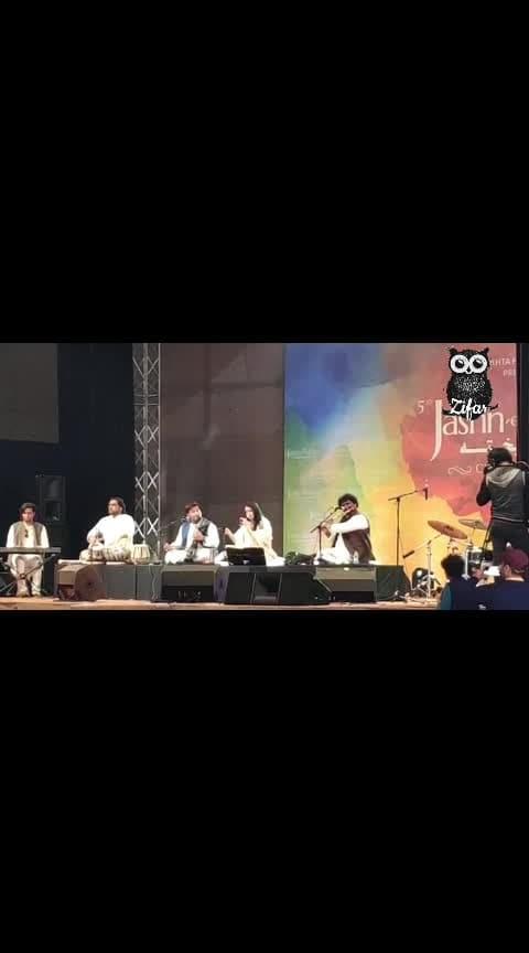 #rekhta  #delhigram #festival #ro-po-so #weekendfun #roposo-vibes  #soul #lifeisgood #zifarindia