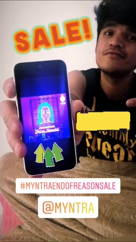 #icymi @myntra got a #cray #awesome #SALE ➡️#MyntraEndOfReasonSale ⬅️ 22nd to 25th Dec 2018.  40% - 80% offffffff!!! Don't miss out!!! #plixxo #myntra #myntraEORS #pune #punecity #mumbai #bombay #india #incaseyoumissedit #blogger #blogspot @DeepankerAttri #thedreamer89 #Snapchat 👻@iheart52514 #fashionist #gay #lgbt #aries #pride #instaguy #instagay #MensWear #MensFashion #MyntraSale #EndOfReasonSale #PlixxoXMyntra @myntra @popxodaily @plixxo ✌💖🎵🌟