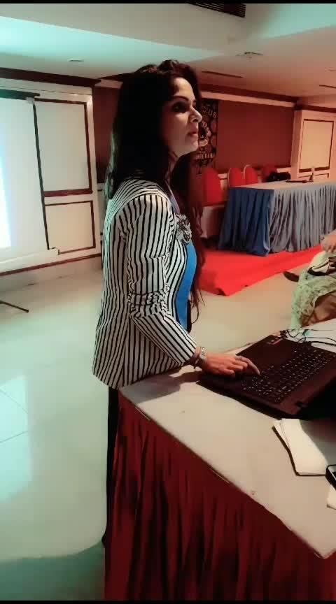 #imageconsultant #anikamkhara #consultant #workshop #training #lionsclub #hyderabad #imagemanagement #training