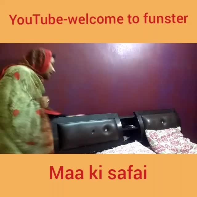 maa ki Safai #roposo-comedy #roposo-funny #love #maa #parents