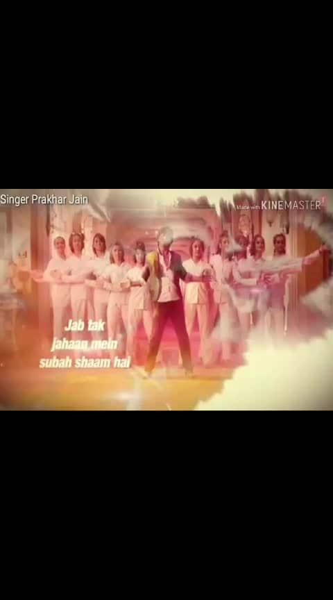#mere_naam_tu #cover by Singer Prakhar Jain #shahrukhkhan #srk #anushkasharma #katrinakaif #abhayjodhpurkar #ajayatul #irshadkamil #roposolove  #roposocontest  #roposotrends  #roposostar  #roposotalenthunt   #roposomusic    YouTube channel - Beats4heart