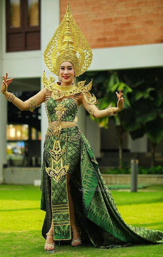 Miss Thailand looks mesmerizing for the photo shoot  #MissAsia2018 #missasiaglobal2018 #pegasusevent #godsowncountry #incredibleindia #manapuramfinance_LTD #DrAjitRavi #DQwatches #sajearthresorts #MissAsiaGlobal #Thailand