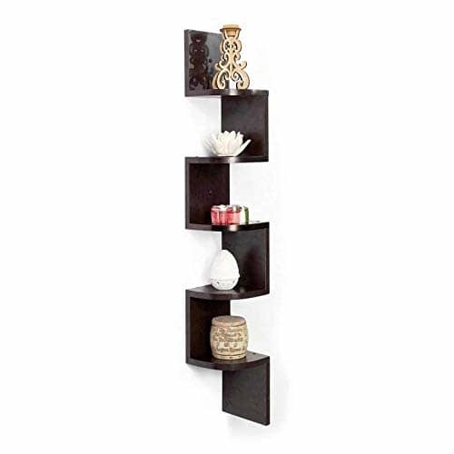 #walldecoration  #walldecor  #corners  #cornershelf #shelfcorner #rack #woodenrack #woodrack #decorfurniture #furniture   Title-Furniture Cafe Vincent Corner Wall Shelf (Wenge)   Selling Price-920.00 +    79.00 Delivery charge  Link- https://www.amazon.in/dp/B07FD6KDK9?ref=myi_title_dp
