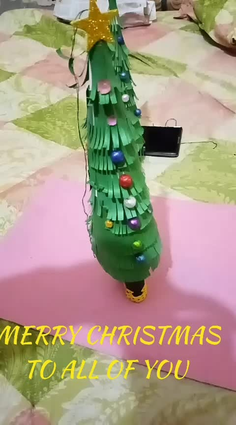 MERRY CHRISTMAS TO ALL OF YOU 🎄 #roposoers #merrychristmas2018 #🎄 #chirstmas #xmas #merrychristmas @top.tags #merryxmas #winter #xmastree #christmastree #happy #enjoylife #superart #likecommentshare #followmeonroposo #featurethisvideo #celebration #verifyme #risingstaronroposo #thankyouroposo #wishyouall #staytunedwithme #lovensupport
