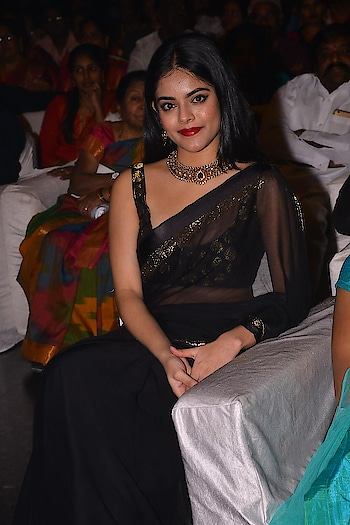 Riddhi Kumar stills in black transparent saree at Sobhan Babu Awards 2019 https://www.southindianactress.co.in/telugu-actress/riddhi-kumar-sobhan-babu-awards-2019/ #riddhikumar #southindianactress #tollywood #tollywoodactress #kollywood #indianactress #indiangirl #indianmodel #actress #fashion #style #celebrityfashion #styles #modelphotoshoot #modelphotography #southactress #hotindiangirl #saree #actressinsaree #blacksaree #transparentsaree