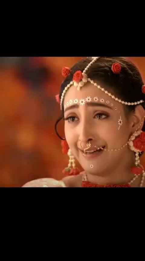 #Radhakrishna# Radha Ji ki #Vidaai # Prithvi Lok# # sad song