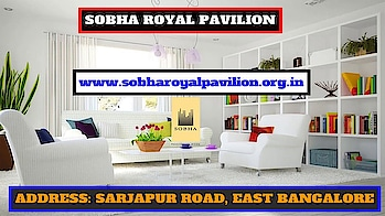 Sobha Royal Pavilion |Sarjapur Road |www.sobharoyalpavilion.org.in #Sobha #Royal #Pavilion #SobhaLimited #Sarjapur Road #East #Bangalore #Ongoing #Apartments #Sale #2BHK #3BHK #4BHK #ApartmentsForSale #LuxuryApartmentsForSale #RealEstate #SobhaRoyalPavilion http://www.sobharoyalpavilion.org.in/sitemap.html