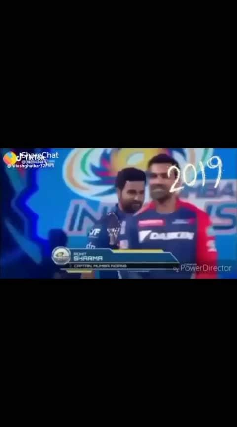 #mumbaiindians #ipl #ipl2019 #rohitsharma #ipllaserhairremoval #iplfever #3 dangerus captain in ipl Rohit Sharma for ipl cup