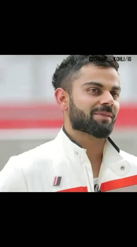 King kohli 😍😘#viratrunmachinekohli #handsome #handsomeever #kingkohli