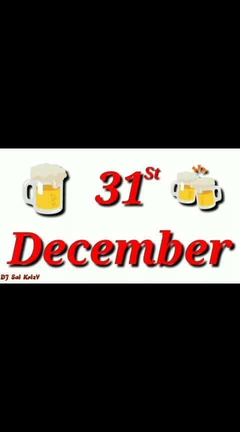 31 Davath ☺️ Advance Happy New Year