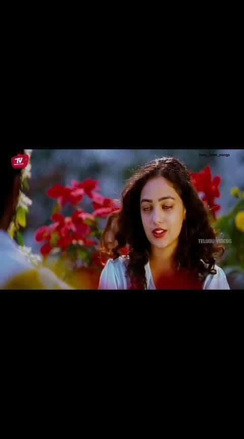 yekku bangaram please #nithin #love #emotionalstatus #telugu #gundejaari_gallanthainde #nityamenon #loveproposal #bestloveproposing