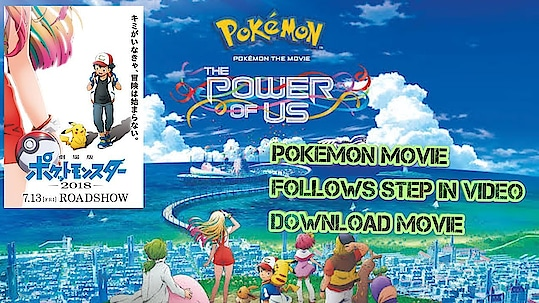 Pokemon power of us 21 movie by All Know With Me #pokemon #sex #adult