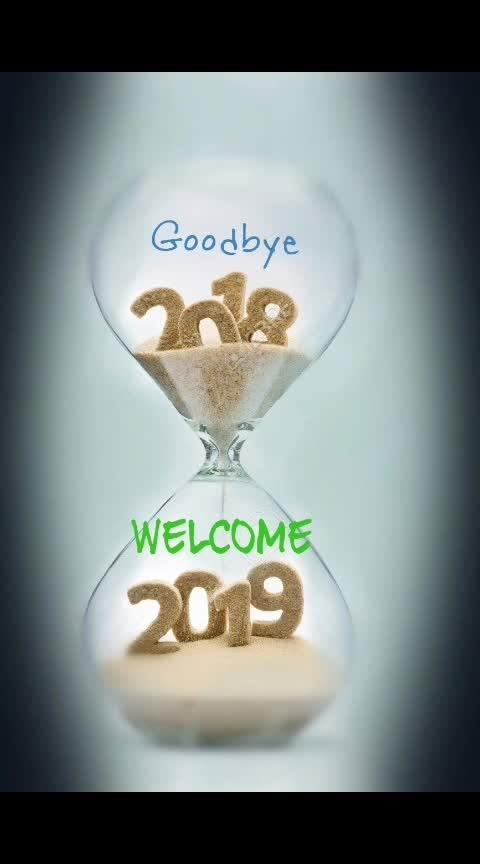 #happynewyear2019   #welcome2019   #ganpatibappamorya   #roposo-good   #roposonewyear2019   #ropo-good   #yolo   #goodvibesonly   #behappyandsmile   #stayblessed   #bekindalways   #kindness   #behappyandmakeothershappy   #peace   #roposo   #roposoness   #stayawayfromnegativevibes   #roposobeats   #roposomusic   #positivevibes   #newbeginning   #roposo-wishes   #goodluck   #new-year   #happynewyear2019