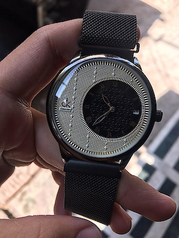 👆PRODUCT NAME : WATCH👆 🔥 HOT IN STOCK 😘 💫 QUALITY : PREMIUM ⌚️ BELT : MAGNET BELT ⌚️ DATE WORKING 🖱 COLOR : BLACK ✈️ SHIPPING FREE ON PREPAID OREDER (ALL OVER INDIA) ✅ COD AVAILABLE (100RS EXTRA) ✅ EASY PAYMENT THROUGH TEZ, PHONEPAY, PAYTM, UPI, BANK TRANSFER, PAYPAL ✈️ SHIPPING ALL OVER WORLD (CHARGES EXTRA) 🚧 L I M I T E D I N S T O C K 🚧 FOR ORDER OR INQUIRY DM👇  or #whatsapp us on 9016711363  #buynow #online #shopping #shoponline #fromhome #buyfromhome #homeshop #freeshiping anywhere in #india #onlineshopping #shoponline #surat #gujarat #indian