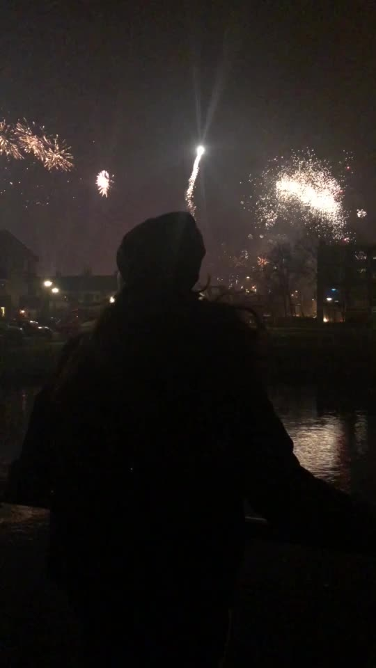 HAPPY NEW YEARSSSSS #nye #newyears #amsterdam #newyearseve