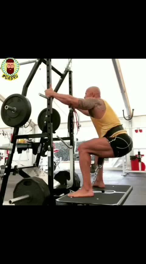 #therock #underarmour #workout #workoutmotivation #gym #rosopolove  #fitness #hardworks