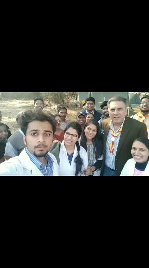 #bomanirani #munnabhaimbbs #scene with #medical #college #students