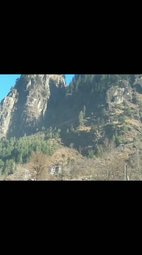 #manali #guleba  #naturevideo