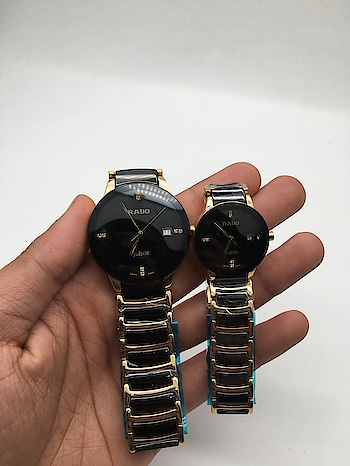 👆PRODUCT NAME : COUPLE WATCH👆 🔥 HOT IN STOCK 🔥 💥 COUPLE SPECIAL 😘 🤘 QUALITY : FIRST ⌚️ FEATURE : DATE WORKING ⌚️ BELT : CHAIN ⌚️ DATE WORKING ✈️ SHIPPING FREE ON PREPAID OREDER (ALL OVER INDIA) ✅ COD AVAILABLE (100RS ADVANCE) ✅ EASY PAYMENT THROUGH TEZ, PHONEPAY, PAYTM, UPI, BANK TRANSFER, PAYPAL ✈️ SHIPPING ALL OVER WORLD (CHARGES EXTRA) 🚧  L I M I T E D  I N  S T O C K  🚧 FOR ORDER OR INQUIRY DM👇  or #whatsapp us on 9016 711 363  #shoponline #onlineshop #onlineshopping #online #love this #cool #stuff for #classy #people #premium collection #buynow #surat #gujarat #india
