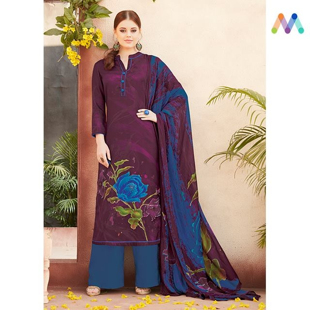 Simple,chic and super classy #purple outfit. Grab this @https://goo.gl/3rjyb1  Apply Code NEWYEAR10 to get extra 10% Discount on all orders above $99 and 15% discount on all orders above $199 using code NEWYEAR15 PRICE : INR2999 | $44USD  #newarrivals #shoponline #newyear #casual #stoneworked #straightcut #newlaunch #jinaam #saini #sneakpeek #newyearsale #2k19 #indianfashion #USA #India #Canada #Australia #Dubai #UAE #Mauritius #London #Uk #shopnow
