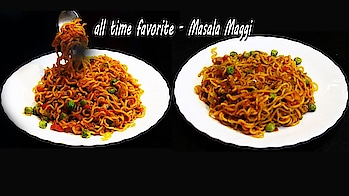 Maggie is all time favourite dish for everyone. It is a very easy option for bachelor's and students living in hostels.. Enjoy the recipe.. #ropo-love #ropo #ropo-good #roposo #ropo-post #ropo-video #recipe #recipeoftheday #recipevideo #recipes 💞 #snacks #snack #breakfast #breakfasts #maggi #maggie #maggielove