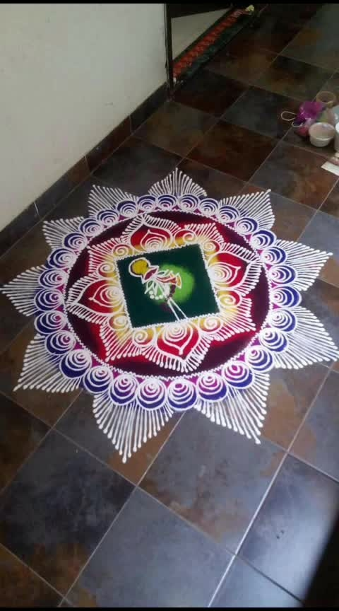 #rangolichannel   #rangaolichandel  #rangolis   #rangoliideas  #rongoli  #rangolidesign  #rangoliideas #rangolicreation #rangolitv  ##best-rangoli  #roposo-rangoli-cover  #rangolis  #indianmehendi  #south-indian-mehndi  #south-indian-mehndi #indianmehendi  #indianmehandi #letestmehndi   #latest-mehndi #latestmehndidesign  #latest-mehndi
