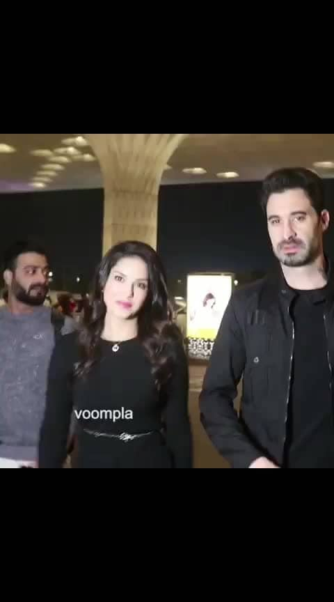 Did ya know that Sunny Leone's real name is Karenjit Kaur Vohra and that she used the stage name Karen Malhotra?? It's been said that when she was young, she used to be quite athletic and even played hockey with the lads... ain't that cool 🤙🤙 The star was spotted at the airport as she jetted off with hubby Daniel Weber ❤️❤️  #bollywood  #sunnyleone  #danielweber #bollywoodstyle  #bollywoodfashion  #mumbaidiaries  #delhidiaries  #karenjitkaur  #karenjitkaurvohra #hubbywifeytime #mumbaiairport  #airporttime  #indianactress  #pretty  #bollywoodactress  #bollywoodactresses #love