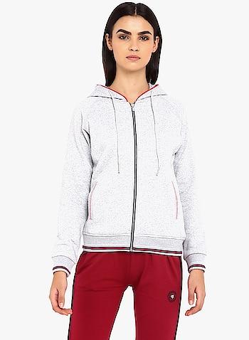 Monte Carlo - Grey Solid Sweatshirt  Link: https://bit.ly/2CPm9M4  #mc #montecarlocollection #wintercollection #hoodiesweatshirts