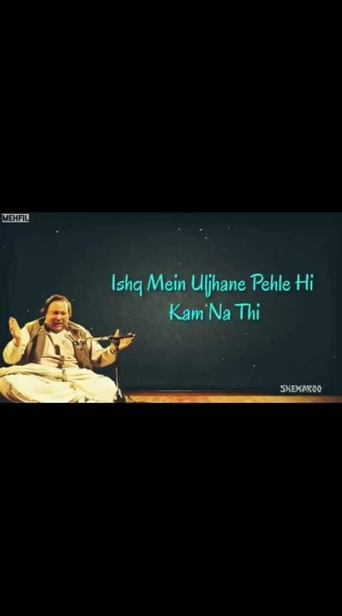 #nafak #the legendary #roposo-beats #roposo #speechless #nusratfatehalikhan