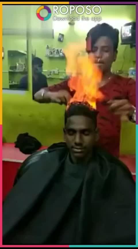 #differentlooks #haircut