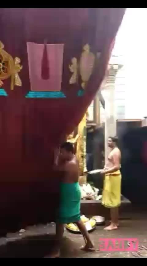 #hanumanjayanti  #splabhishegam