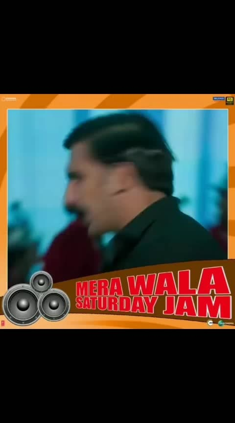 #Simmba has got your dance moves sorted for tonight. Play #MeraWalaDance out loud 💃🏼🕺🏻  Ranveer Singh #SaraAliKhan Sonu Sood Rohit Shetty Karan Johar Rohit Shetty Picturez Dharma Productions Simmba T-Series