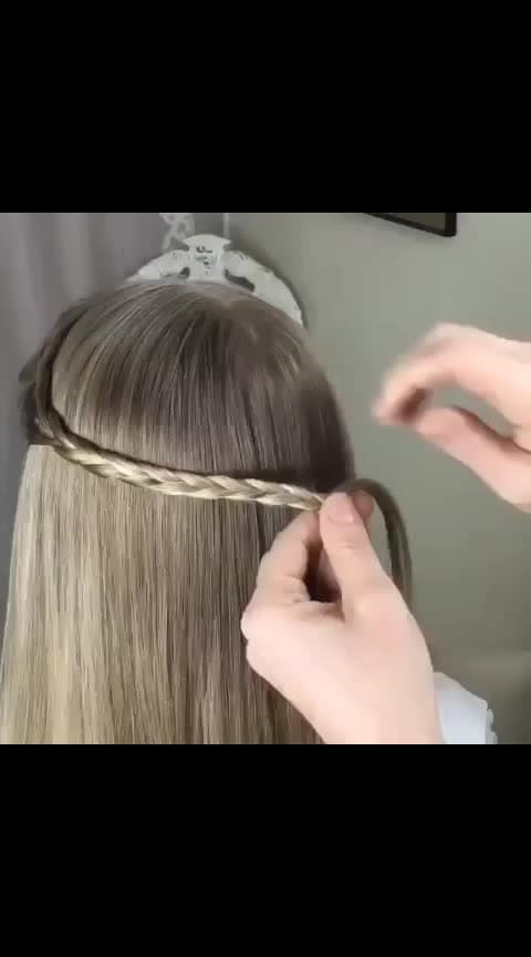 #hairtutorials  #hairtutorial  #hairmakeupdiary #hairstyleideas  #hairtutorialvideo #hairtutorialvideos #lookgoodfeelgood #lookgoodfeelgoodchannel #fashionquotientchannel #fashionquotient #followmeonroposo  #hairideasforgirls #hairideas  #hairtrends