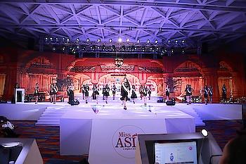 Miss Asia 2018 Delegates on stage....  #MissAsia2018 #missasiaglobal2018 #pegasusevent #godsowncountry #incredibleindia #manapuramfinance_LTD #DrAjitRavi #DQwatches #sajearthresorts #MissAsiaGlobal